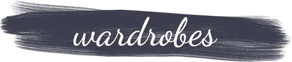 Decluttering wardrobes